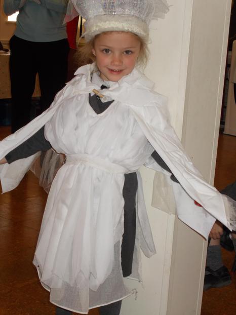 Maizie 'Swan Princess'