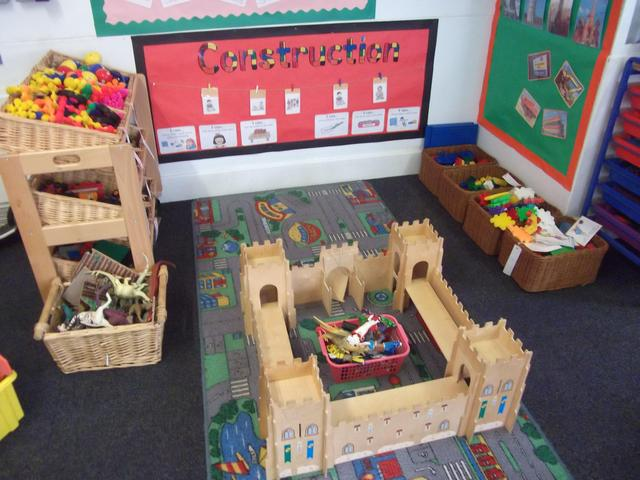 Construction and small world play