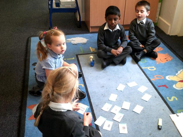 Matisse Class have been practising their reading skills.