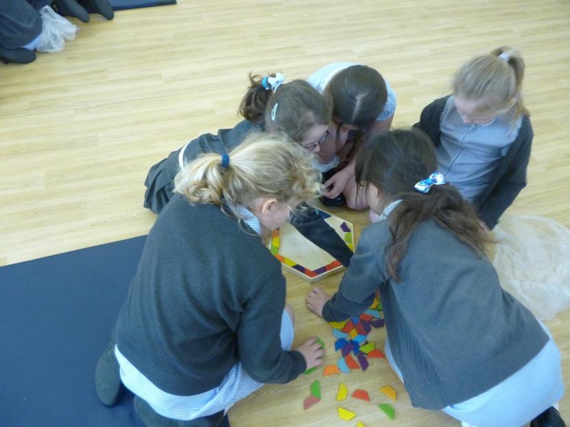Shape Puzzles!