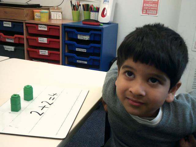 We also revisited doubling numbers.