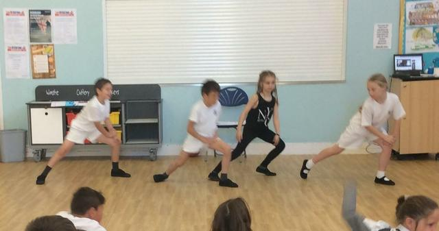'Hello Fitness' launch their fitness session.