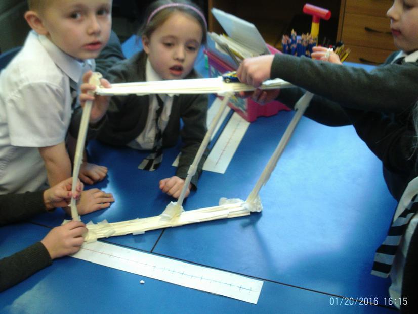 Our Straw Bridge