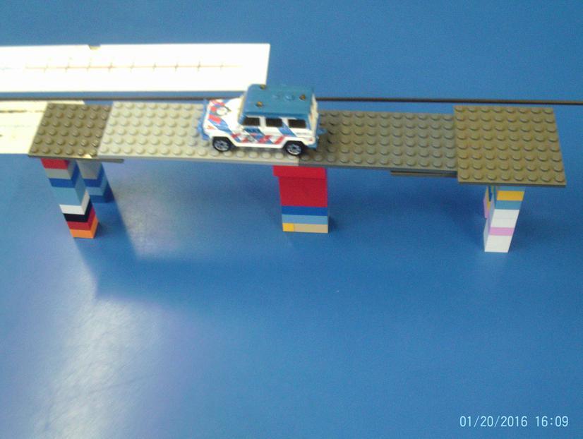 Our Lego Bridge