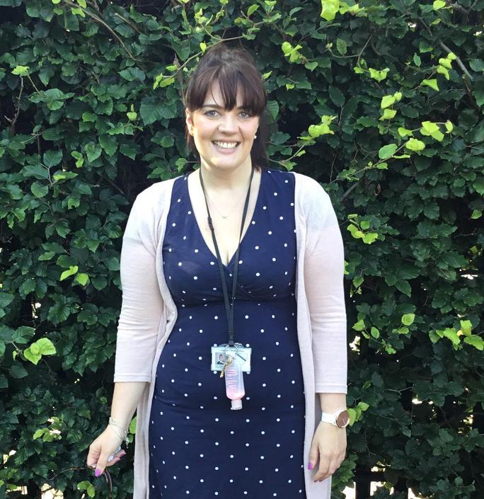 Mrs Wilson Nursery Teacher/EYFS Assistant Head