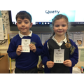 Gold Dojo Award Winners 17.1.20