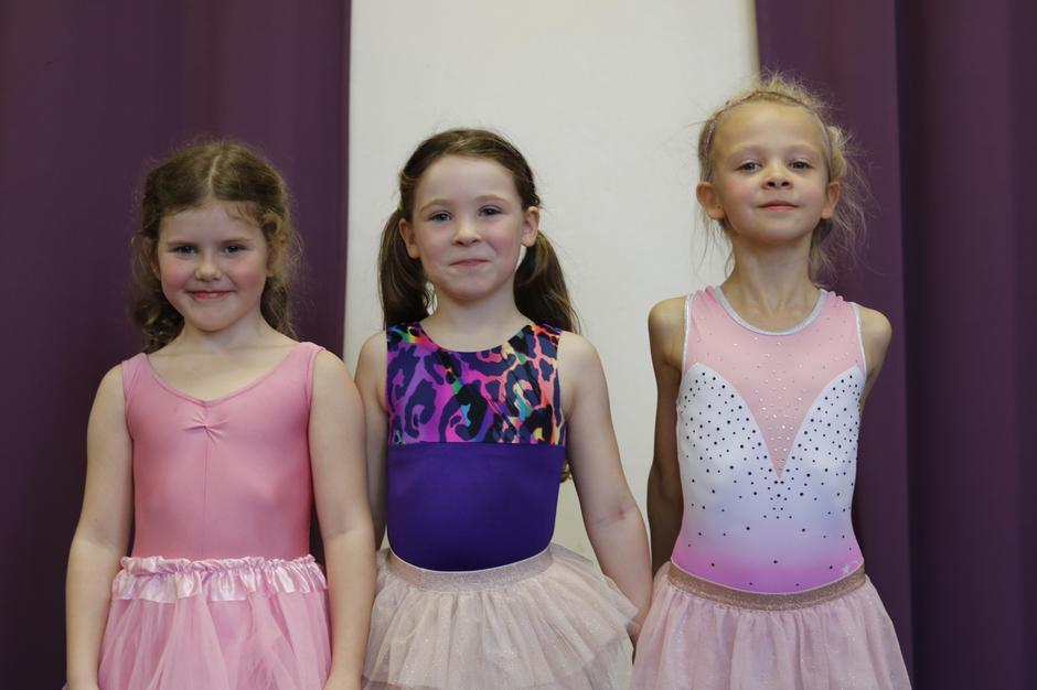 Olivia, Amelia, Felicity