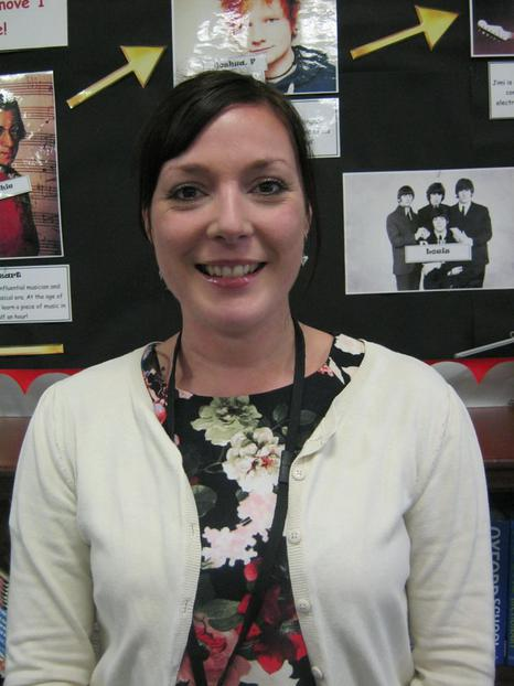 Mrs Colley - Class Teacher