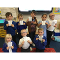 Bronze Dojo Winners 14.10.19