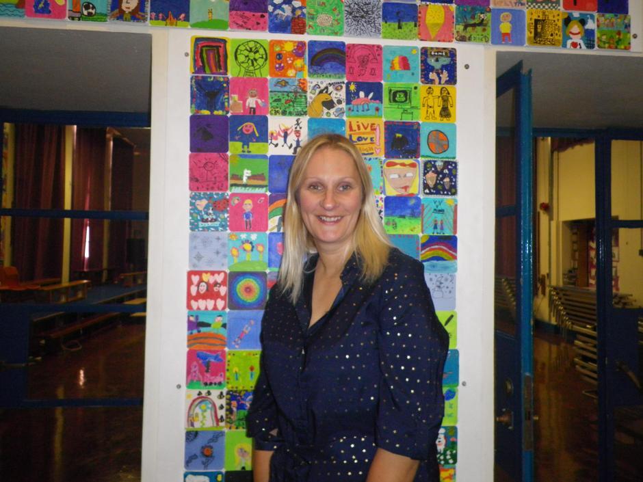 Susan Dainty - Head Teacher