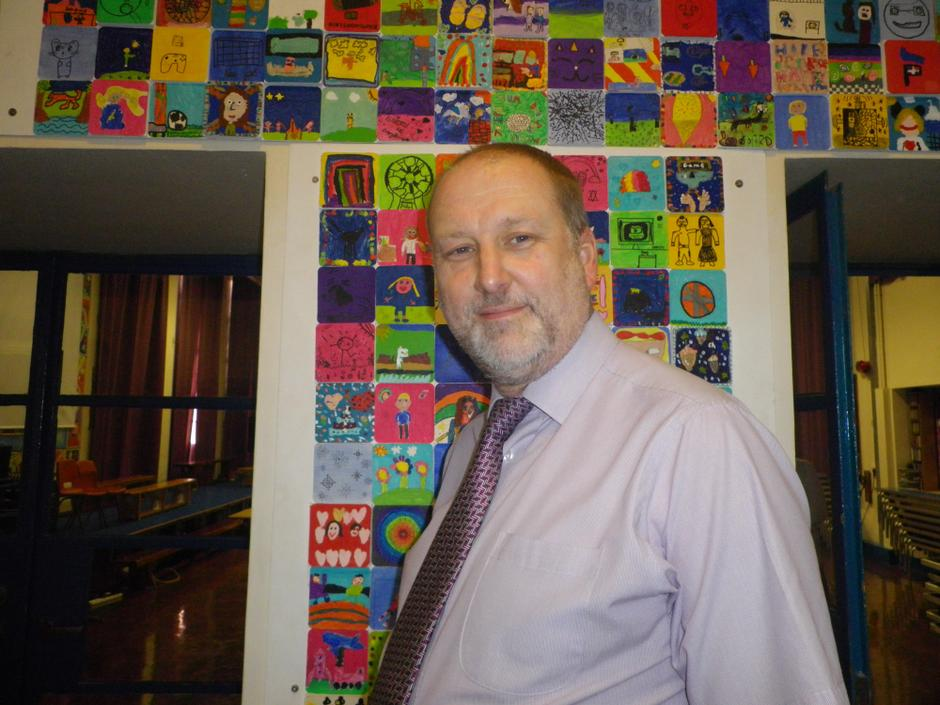 Roger Wheatley - Co-opted Governor (Vice Chair)