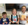 First to complete Reading Challenge 18.10.19