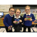 Literacy Quiz Winners 2019