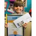 Evelyn - fifty fourth golden mathlete of 2020-21 28.5.21