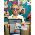 Finlay - forty sixth golden mathlete of 2020-21 30.4.21