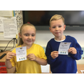 First Bronze Dojo Certificate Winners 27.9.19