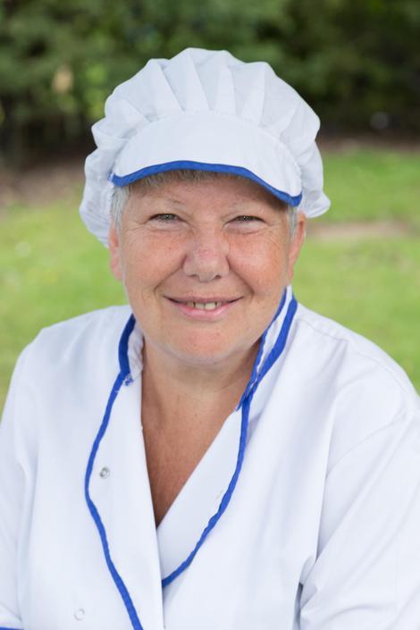 Mrs Bowles - Kitchen Team
