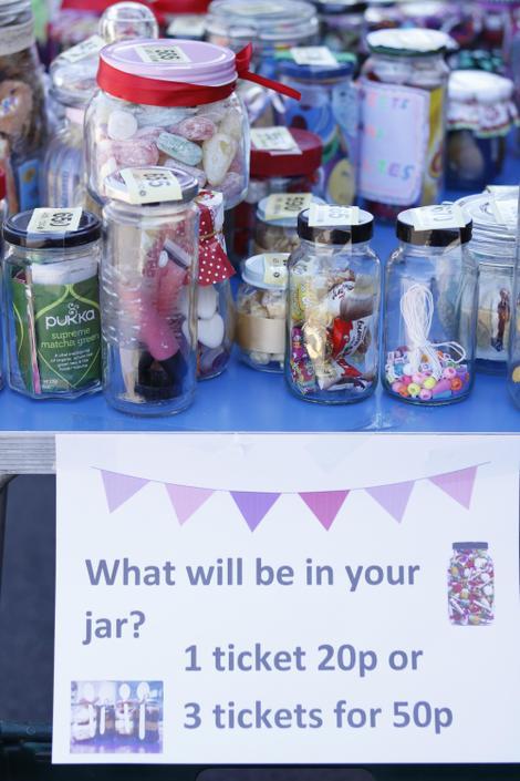 Jar Stall