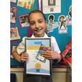 Elissa - fiftieth golden mathlete of 2020-21 14.5.21