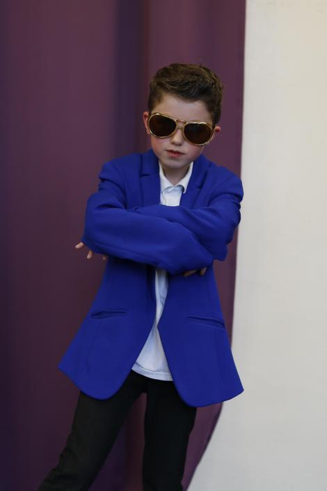 Alfie as Elvis