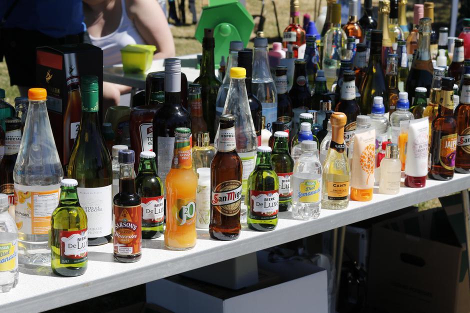 Bottle Tombola