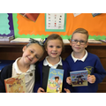 More Reading Challenge Stars 25.10.19