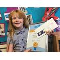 Emily - fifty seventh golden mathlete of 2020-21 11.6.21