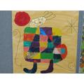 FS2 Inspired by Joan Miro