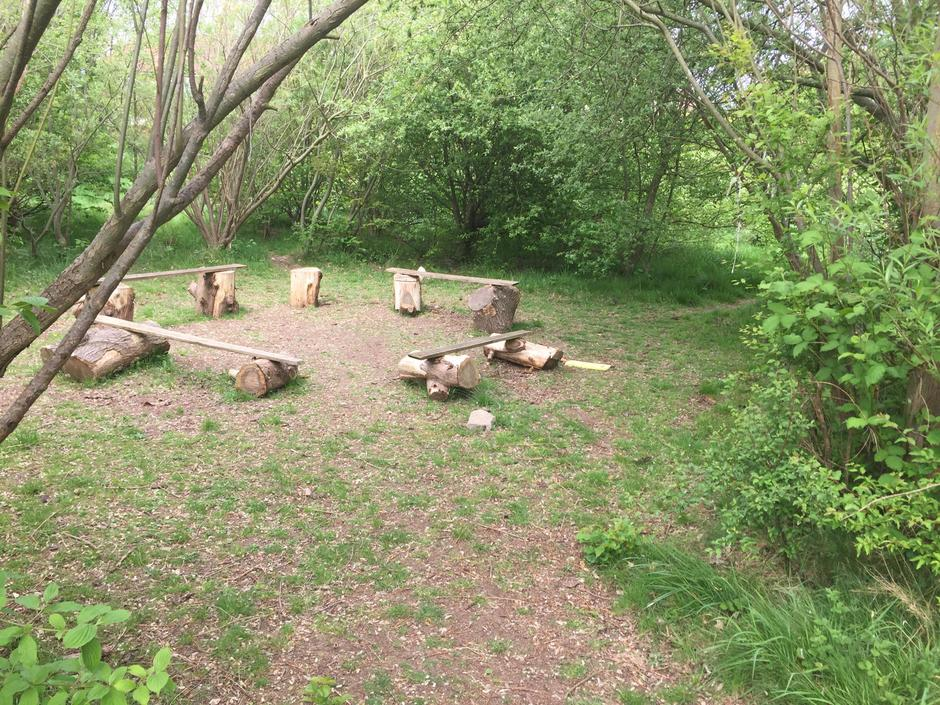 Outdoor Learning/Forest Schools Area
