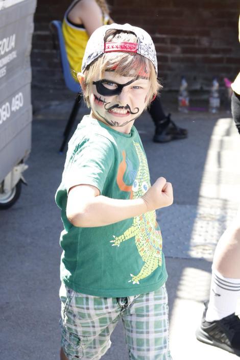 Oooo Aaarrr - a Pirate!