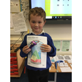 Year 2 Rugby Shirt Design Winner 25.10.19