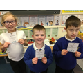 Gold Award Winners 13.2.20