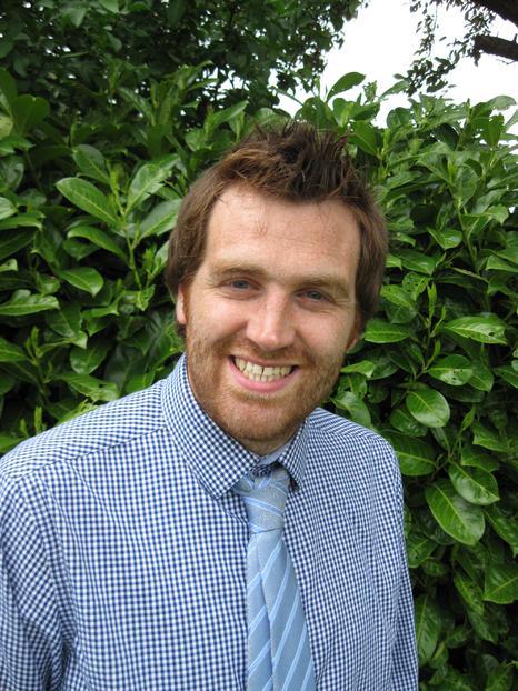 Mr Johnson-Class teacher