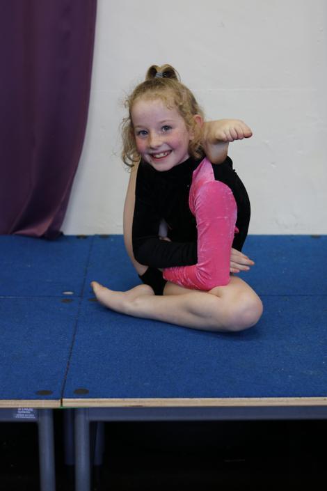 Maizie - Gymnastics Star