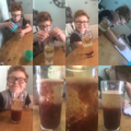 Alfie's science experiment