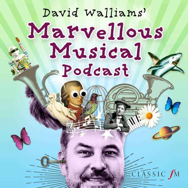 David Walliams Music Podcast by Classic FM
