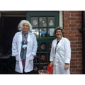 Teachers became doctors for the day!