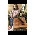 Lara's yummy war-time recipe biscuits