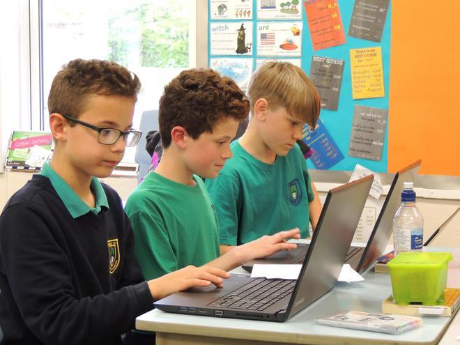 Computing in KS2