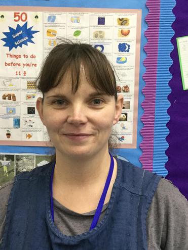 Mrs Warwick - Midday Supervisor