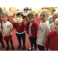 Reception's friendship soup