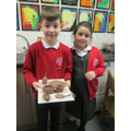 y4 Clay Puja Tray