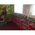 Our school library is used by all children.