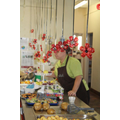 School Kitchen's Poppy Display