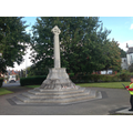 WE explored the war memorial, a very special location in our village.