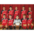 Lordsgate Football Team with their new kit.