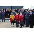 HMS Ringtail Remembrance Service