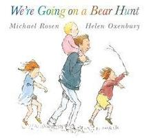 We will be reading lots of stories about bears.   1