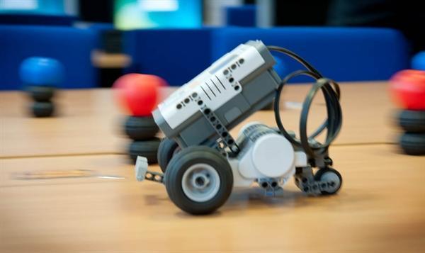 Control - Robots at the CLC.