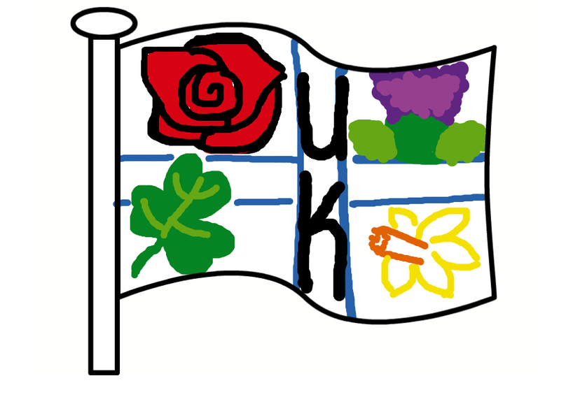 Summer's flag design